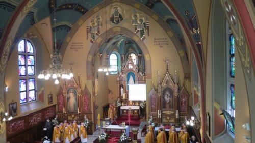 Obchody Jubileuszu 150-lecia Zgromadzenia Sióstr Matki Bożej Miłosierdzia w Krakowie-2