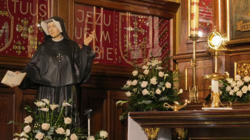 Uroczystość św. Faustyny, Sanktuarium w Krakowie-Łagiewnikach, 5 października 2020