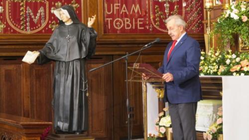 III Narodowe Czytanie Pisma Świętego, Sanktuarium w Krakowie-Łagiewnikach, 5 maja 2019