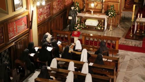 Rocznica kanonizacji św. Faustyny, Sanktuarium w Krakowie-Łagiewnikach, 30 kwietnia 2020