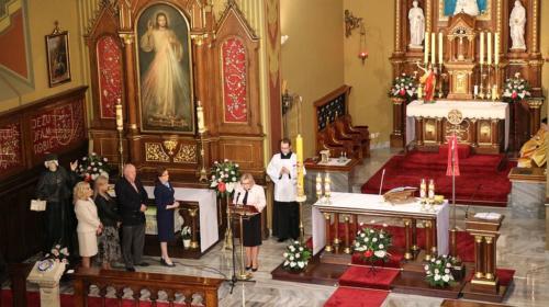 Narodowy Dzień Czytania Pisma Świętego, Kraków-Łagiewniki, 15 kwietnia 2018