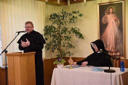 Rekolekcje dla Słowaków, Sanktuarium Bożego Miłosierdzia, Kraków-Łagiewniki, 2-4 marca