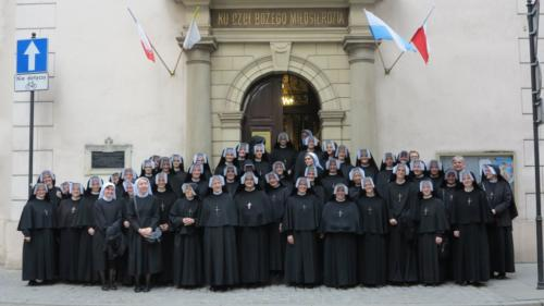 150 lat Zgromadzenia Sióstr Matki Bożej Miłosierdzia w Krakowie, Smoleńsk, 8 maja 2018