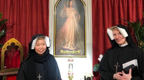 Rekolekcje w diecezjalnym Sanktuarium Bożego Miłosierdzia w Morriston i w Swansea, Walia